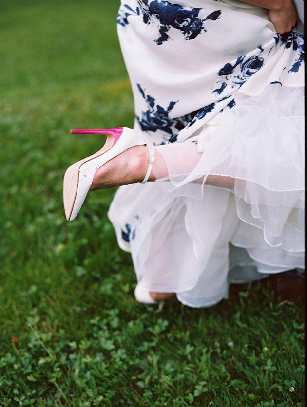 european-outdoor-garden-wedding-blue-dress-inspiration46