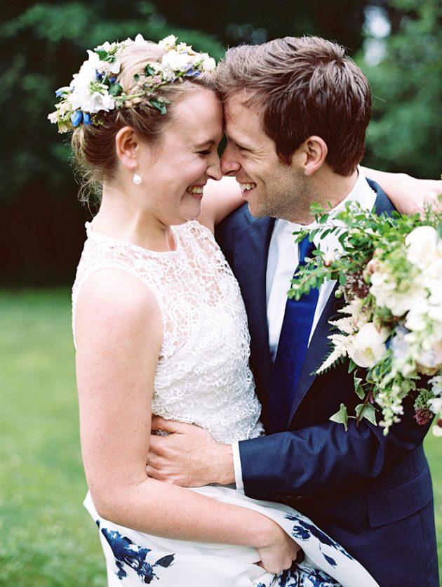 european-outdoor-garden-wedding-blue-dress-inspiration47