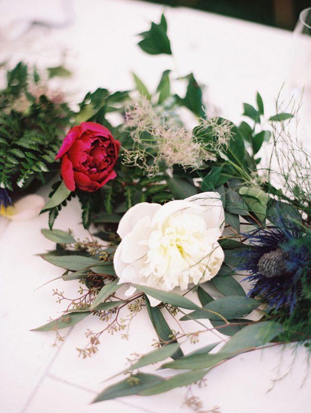 european-outdoor-garden-wedding-blue-dress-inspiration63