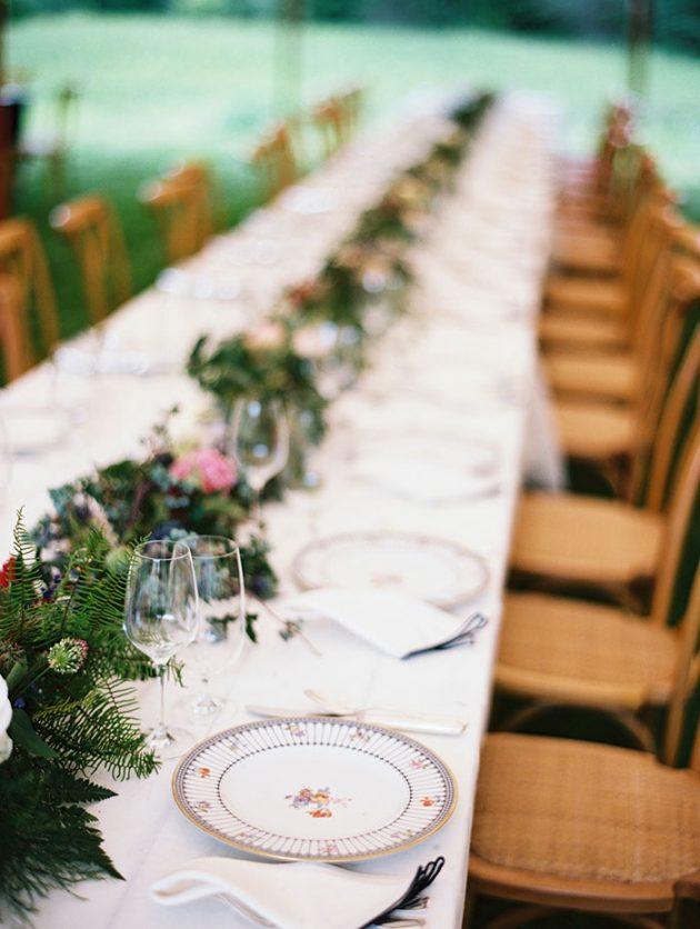 european-outdoor-garden-wedding-blue-dress-inspiration64