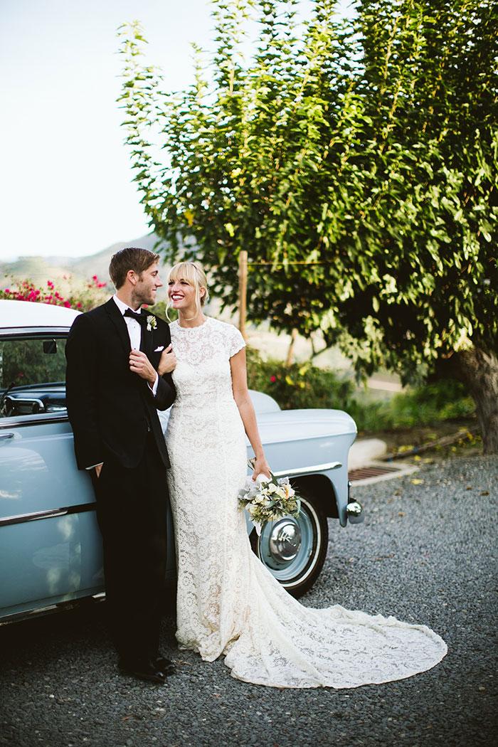 fallbrook-hacienda-boho-romantic-wedding-vintage-car-inspiration42