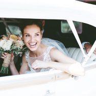 Gloria and Scott's intimate Backyard wedding