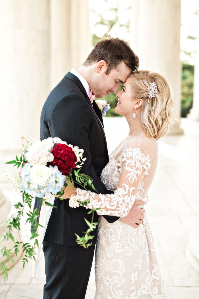 jefferson-memorial-patriotic-american-wedding-vintage-inspiration14