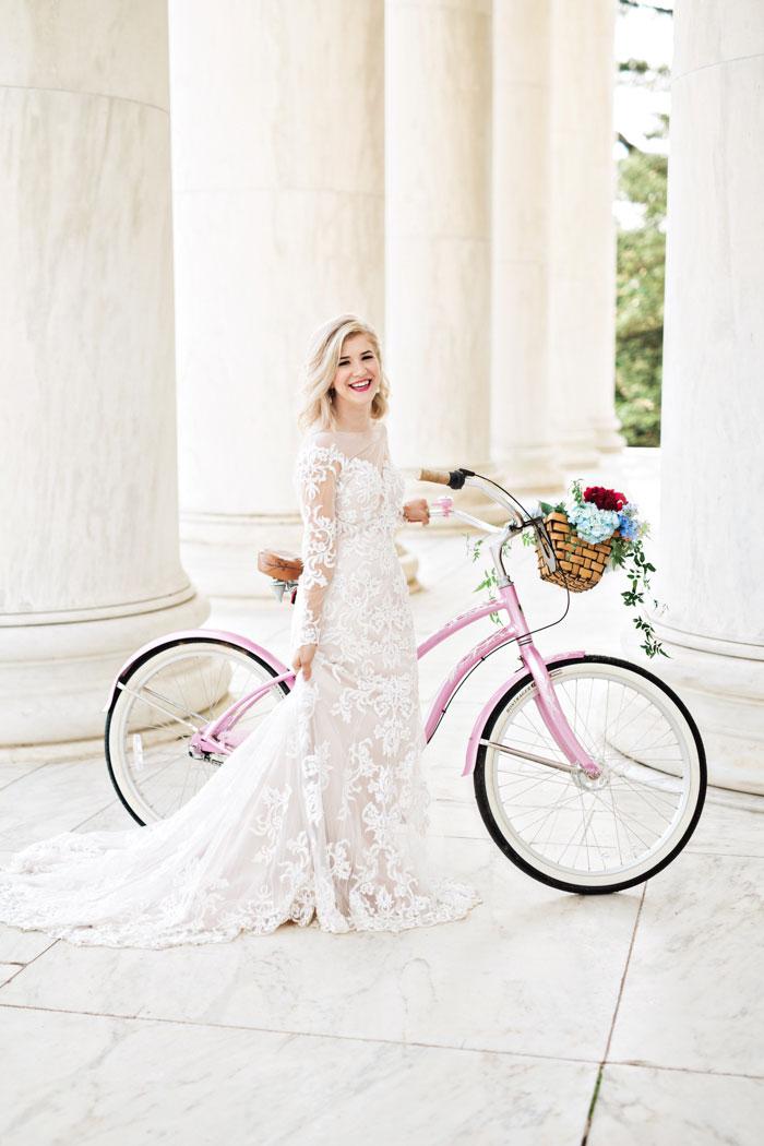 jefferson-memorial-patriotic-american-wedding-vintage-inspiration23