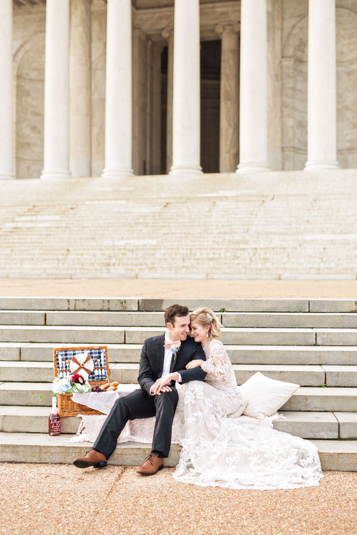 jefferson-memorial-patriotic-american-wedding-vintage-inspiration34