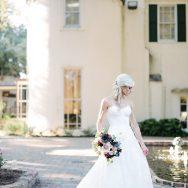 Michelle and Josh's Louisiana Garden Wedding
