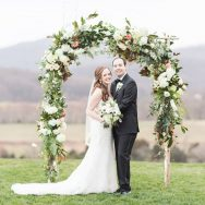 Maggie and James' wedding at Pippin Hill Farm & Vineyards