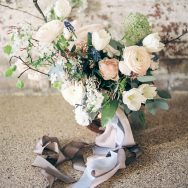 Romantic, Organic Styled Shoot