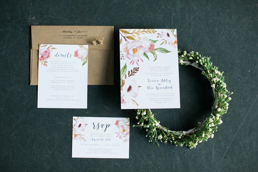 Gwinnett Environmental-and-Heritage-Center-colorful-wedding-inspiration01