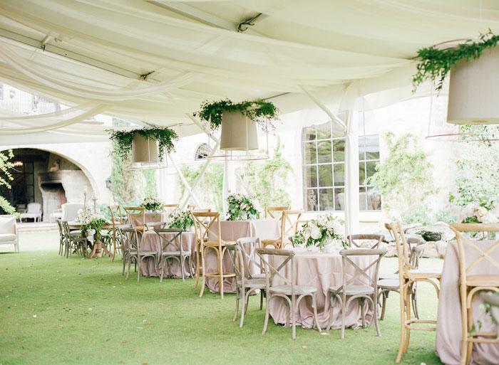 Houston Oaks Country Club White Wedding Inspiration40