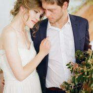 Intimate Countryside Styled Shoot