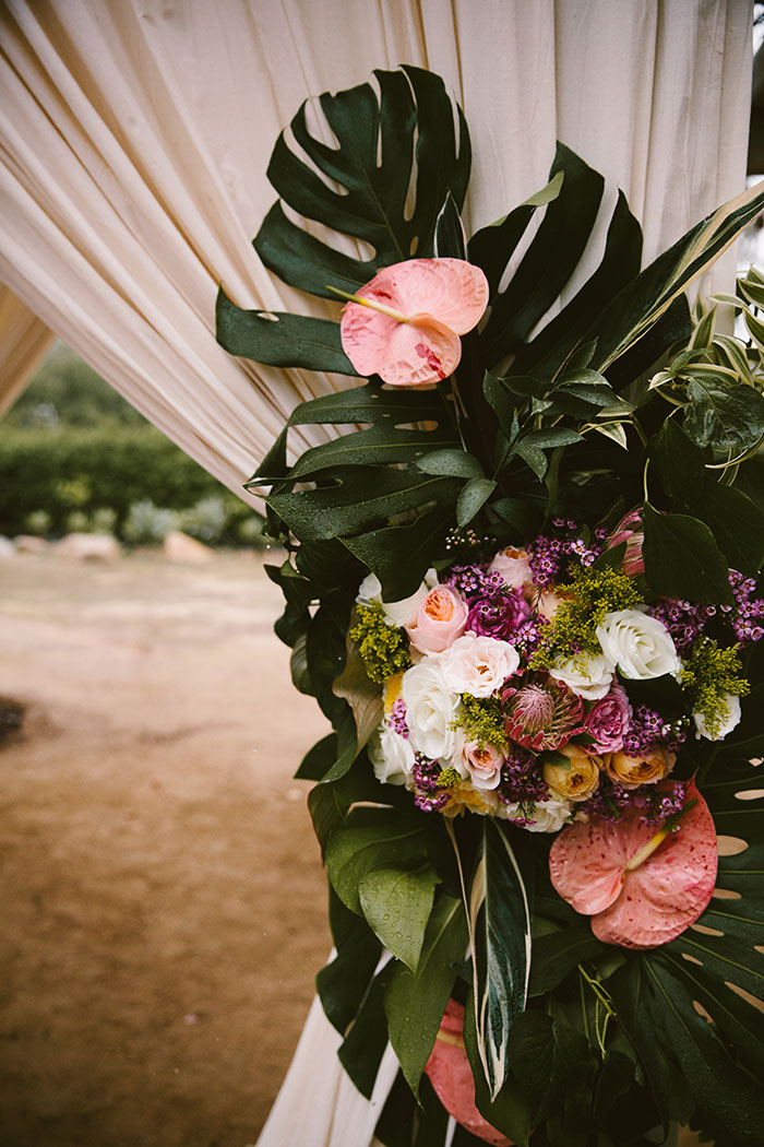 Santa-Barbara-Historical-Museum-tropical-floral-wedding-inspiration61