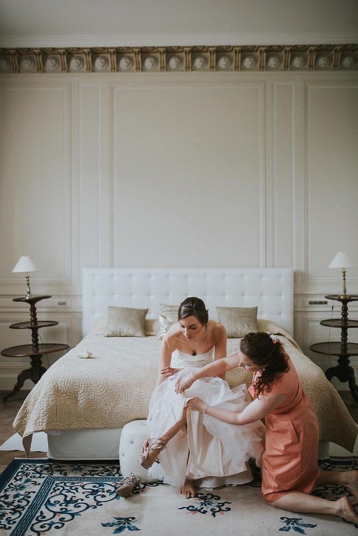 french-chateau-peach-vintage-wedding-inspiration62