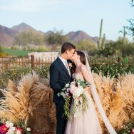 Angela and Mike's Scottsdale wedding