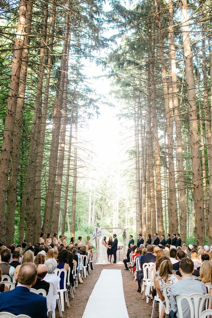 detroit-eco-friendly-gold-animal-forest-lace-wedding-inspiration25