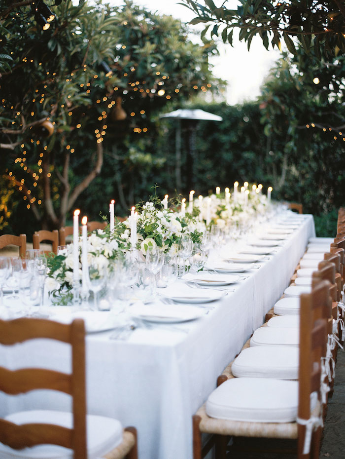 san-ysidro-ranch-white-black-wedding-inspiration-hydrangea23