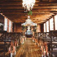 Ashley and Bart's Moody wedding at Carondelet House