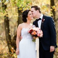 Anna and Viktor's Fall Pennsylvania wedding