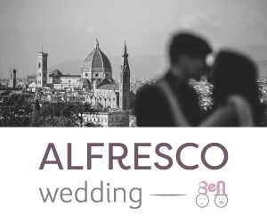 BeA – Alfresco wedding
