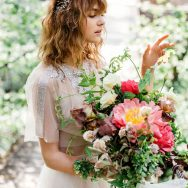 Ethereal Nature Styled Shoot