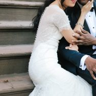 Michelle and Isaac's intimate brooklyn wedding