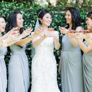 Audrey and Justin's Meadowood Napa Valley Wedding
