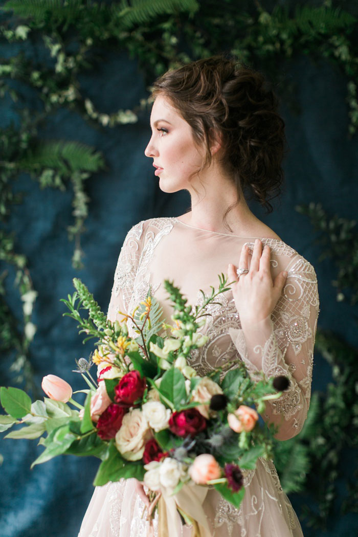 old-world-moody-fairy-tale-lush-floral-wedding-inspiration36