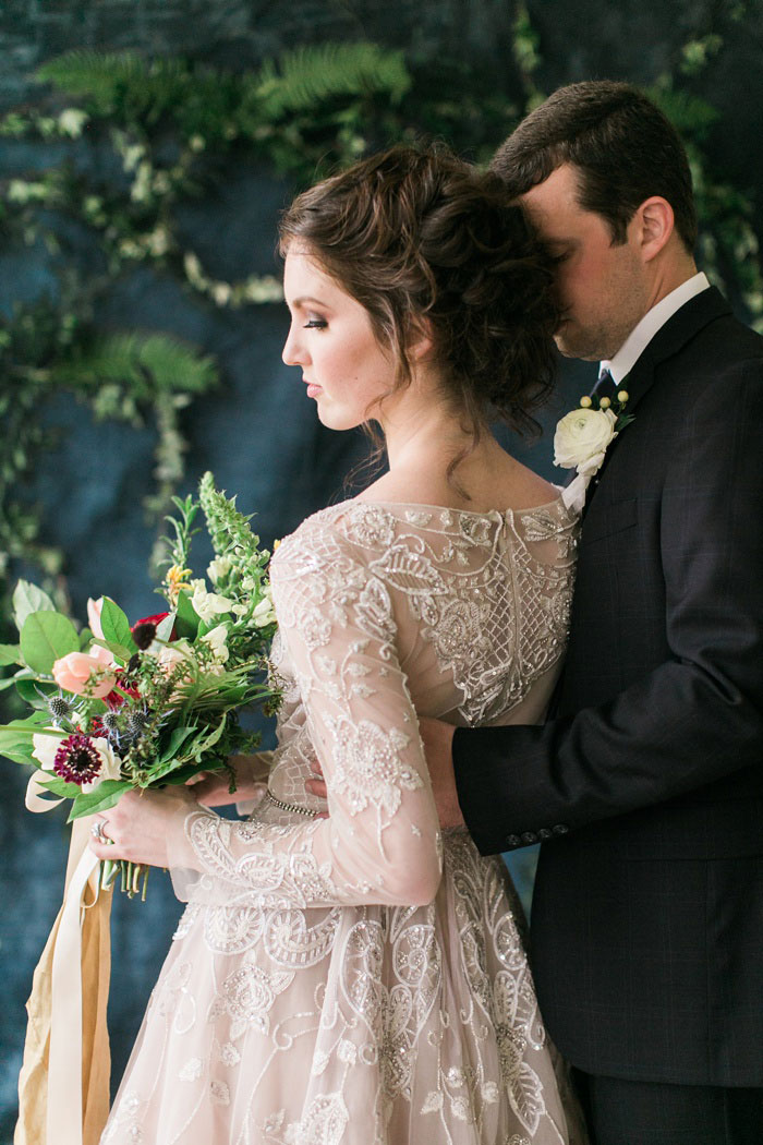 old-world-moody-fairy-tale-lush-floral-wedding-inspiration42