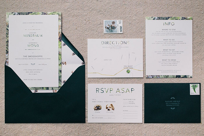 smogshoppe-los-angeles-yellow-succulent-modern-zoo-inspired-wedding-ideas11