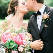 Cassie and Luke's South Carolina Wedding