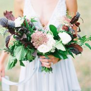 Intimate Autumn Wedding Styled Shoot