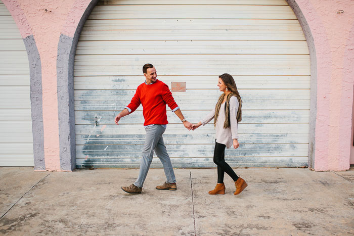 oklahoma-city-engagement-session-vintage-sparkly-blush-urban-inspiration19