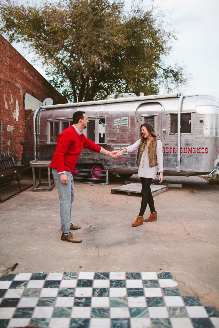 oklahoma-city-engagement-session-vintage-sparkly-blush-urban-inspiration24