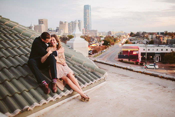 oklahoma-city-engagement-session-vintage-sparkly-blush-urban-inspiration27