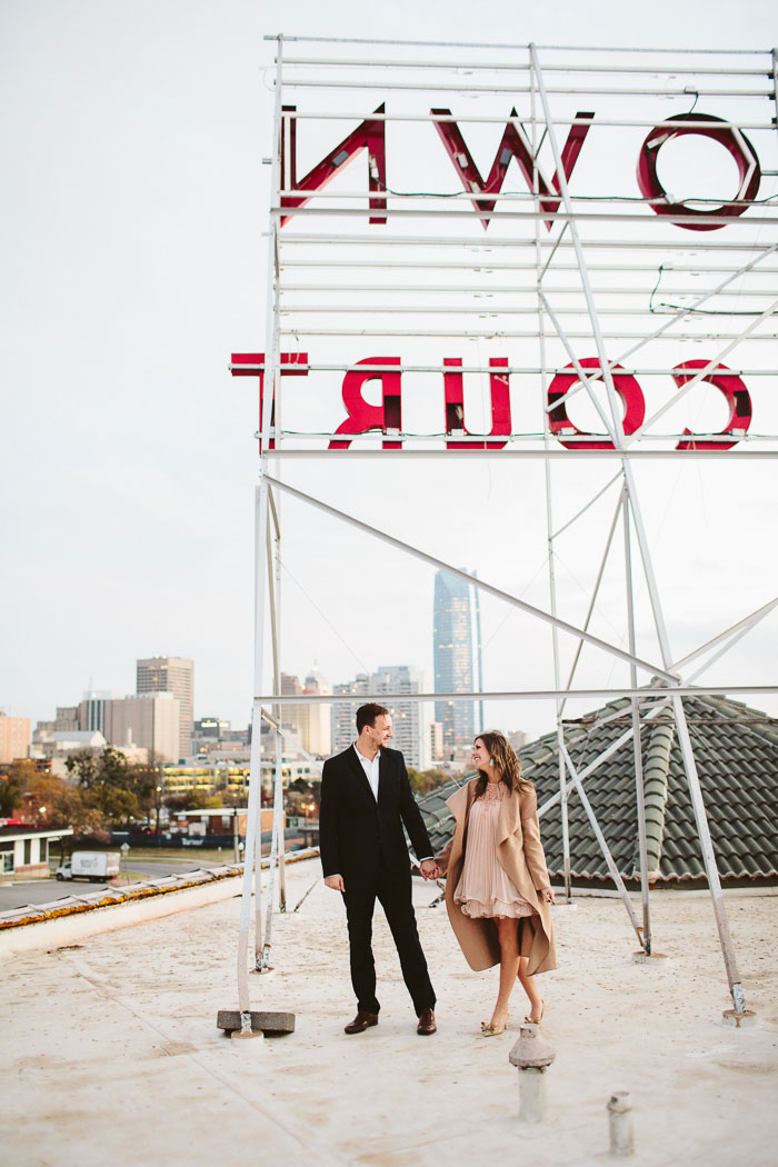 oklahoma-city-engagement-session-vintage-sparkly-blush-urban-inspiration38