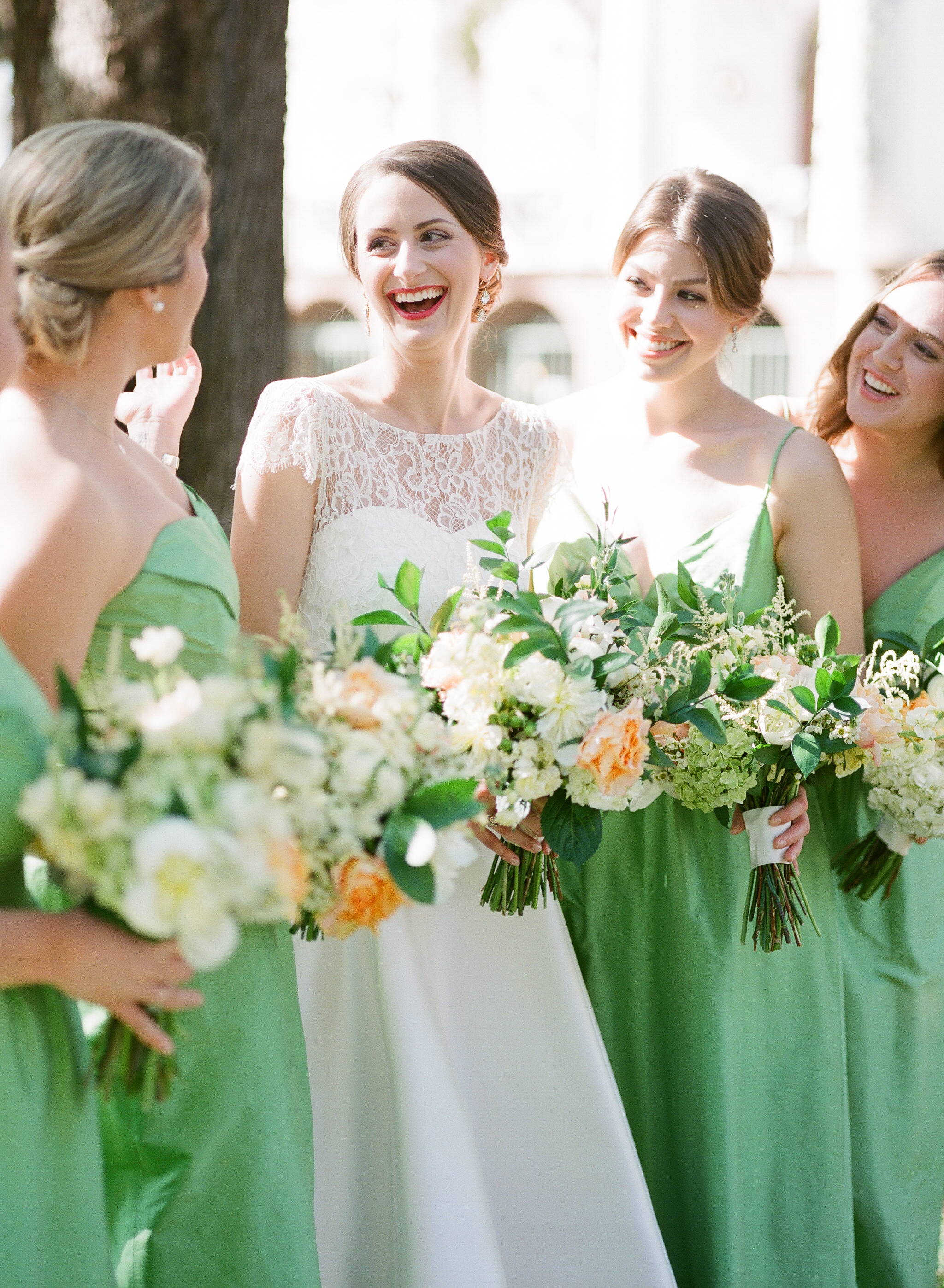 charleston-classic-southern-church-floral-green-wedding-inspiration30