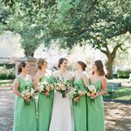 Arden and Jordan's Classic Charleston Wedding