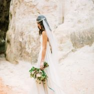 Boho Canyon Inspiration Shoot