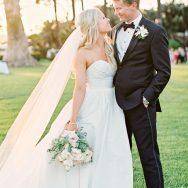 Holly and James' Santa Barbara Wedding