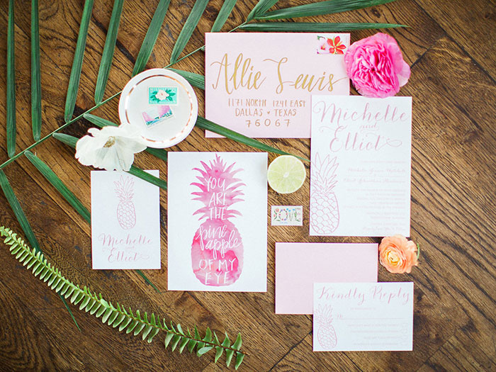 palm-beach-tropical-pineapple-floral-wedding-inspiration08