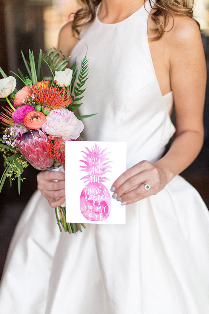 palm-beach-tropical-pineapple-floral-wedding-inspiration21