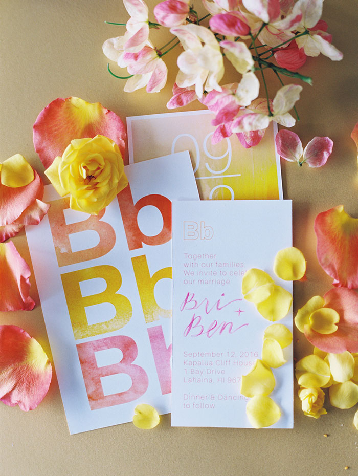 tropical-pink-hawaii-contemporary-art-wedding-inspiration05
