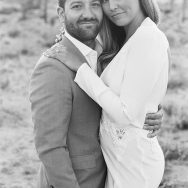 Cory and James' Joshua Tree Engagement Session