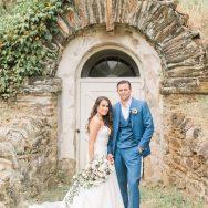 Elisha and Elliot's wedding at Philander Chase Knox Estate