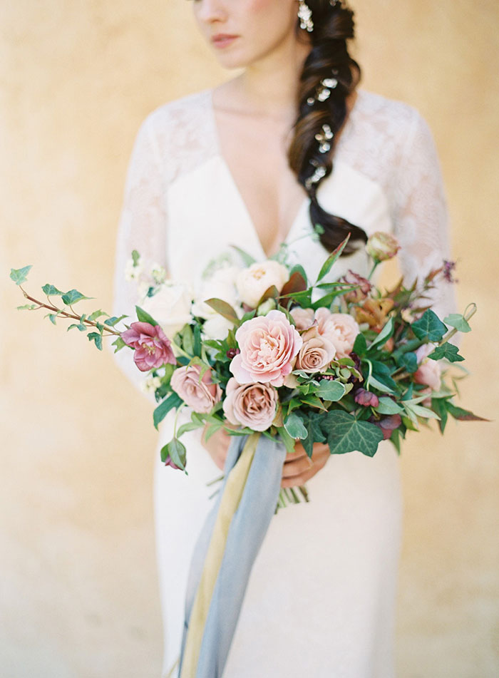 romantic-sonoma-sunset-inspiration-ashy-coral-purple-wedding-california19