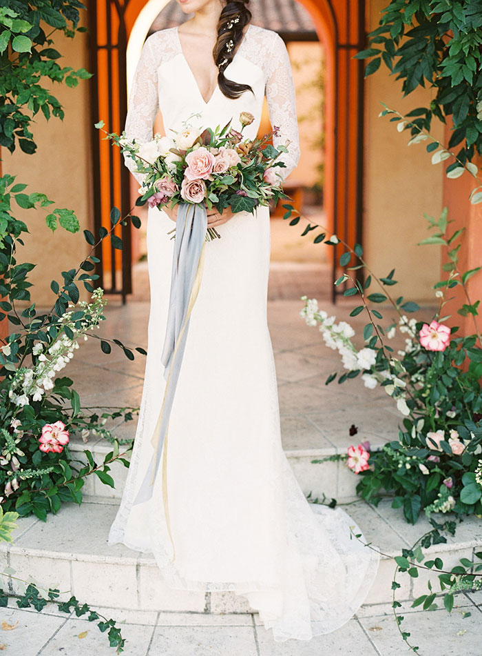 romantic-sonoma-sunset-inspiration-ashy-coral-purple-wedding-california24