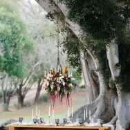 Hawaiian Sophistication Styled Shoot