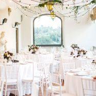 Sofia and Ibrahim's Destination wedding in Florence