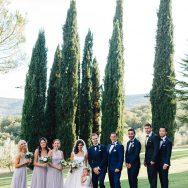 Marianne and Raymond's Italian Wedding