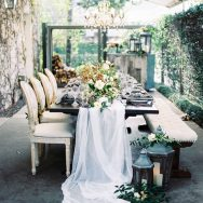 Garden Romance and Whimsy Inspiration Shoot